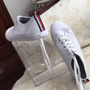 Tommy Hilfiger Quality Leather sneakers
